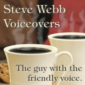 Steve Webb Voiceovers