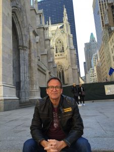 Steve Webb at St. Patrick's Cathedral